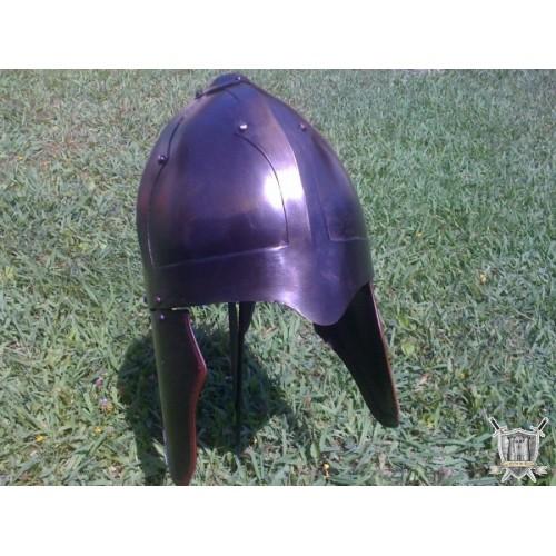 casque archer celte