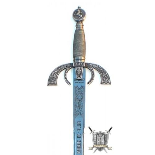 épée médiévale du DUC D'Albe