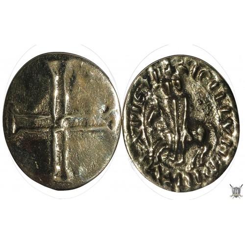 Monnaie Templière bronze