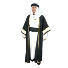 costume Prince sarrazin Cashim